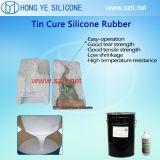 供應工藝品復模矽膠 廠家直銷縮合型矽橡膠