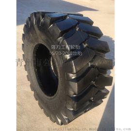 装载机轮胎工程16/70-20加深花纹钢丝胎厂家直销**保证