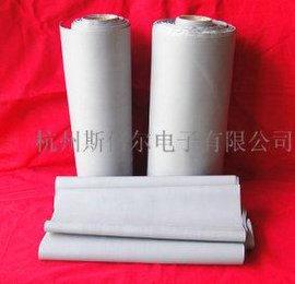 杭州斯倍尔导热矽胶布硅胶片导热能力强韧性好防震绝缘