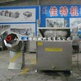 广东猪皮油炸机 电加热油炸机