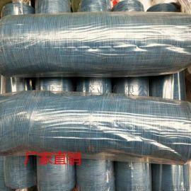 宁津丰运供应蓝色尼龙布风管厂家直销阻燃耐温风管
