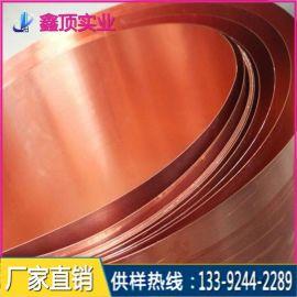 C1100紫铜带箔材用途 进口紫铜带知识,环保紫铜