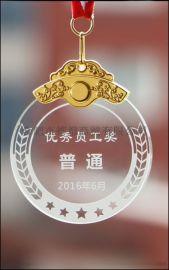 合肥人造水晶厂直销奖杯奖牌免费设计