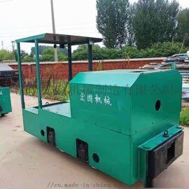 礦用柴油機車 3噸柴油機車 井巷牽引設備柴油機