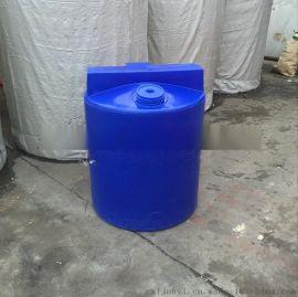 嵊州300L储药箱,酸碱pe药剂箱