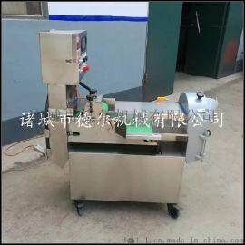 多功能双变频切菜机 大型切片切丝机 蔬菜切丝机