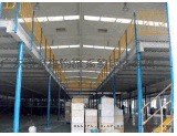 福建货架厂-钢结构平台货架漳州钢结构平台