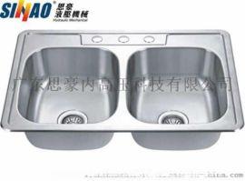鋁制品拉伸機_四柱拉伸機價格_鋁制品加工拉伸成型設備