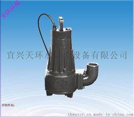潜水泵  潜水无堵塞排污泵