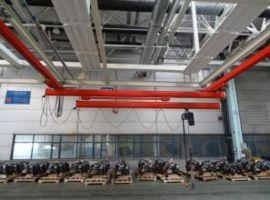 上海KBK起重机 KBK柔性起重机 专业定制
