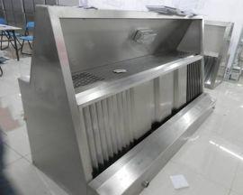 武威生产不锈钢厨房烟罩供应商报价