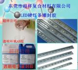 灌注硬灯条专用透明环氧胶, 硬灯条专用灌封胶, 硬灯条密封AB胶
