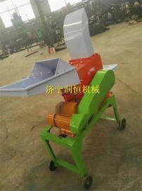 玉米秸秆加工饲料粉碎机,小型秸秆粉碎机