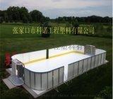 仿真滑冰板滑冰场工厂直销校园冰板 **球 地壶球