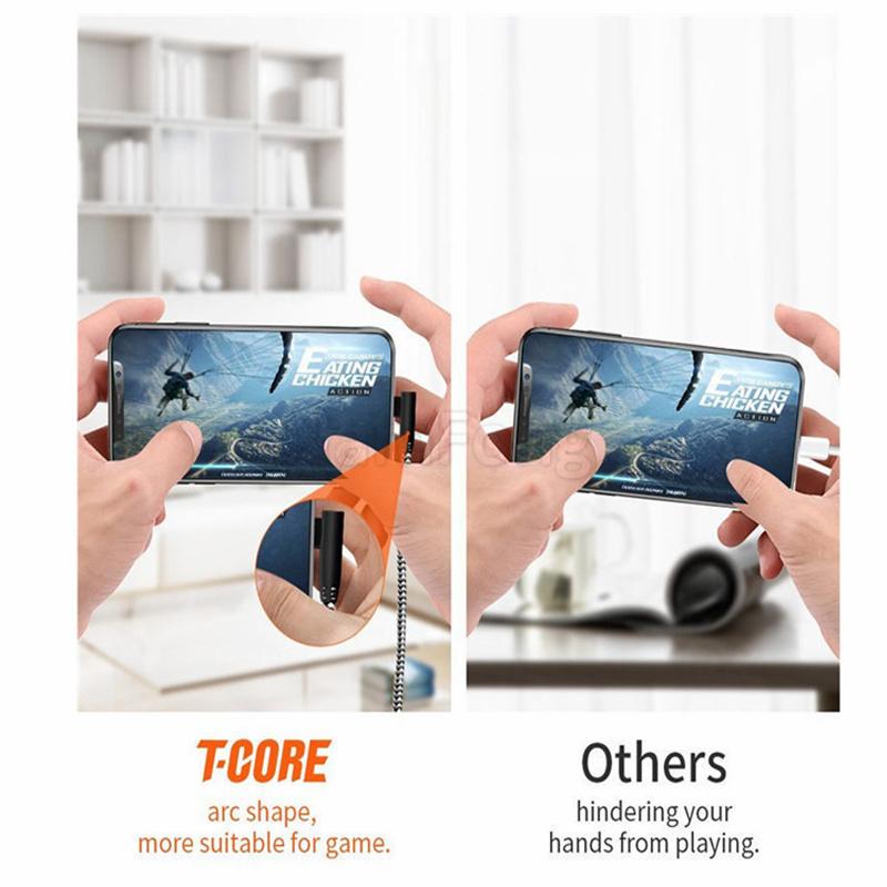iPhone7 转HDMI 90度弯头高清线