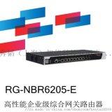 锐捷睿易RG-NBR6205-E高性能企业级网关