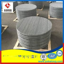 解析塔  金属丝网填料BX500丝网波纹填料