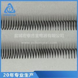 宏泰1400℃高温电发热丝 发热电阻丝 电炉丝