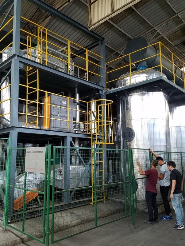 废气处理用全自动电蒸汽锅炉 蒸汽发生器