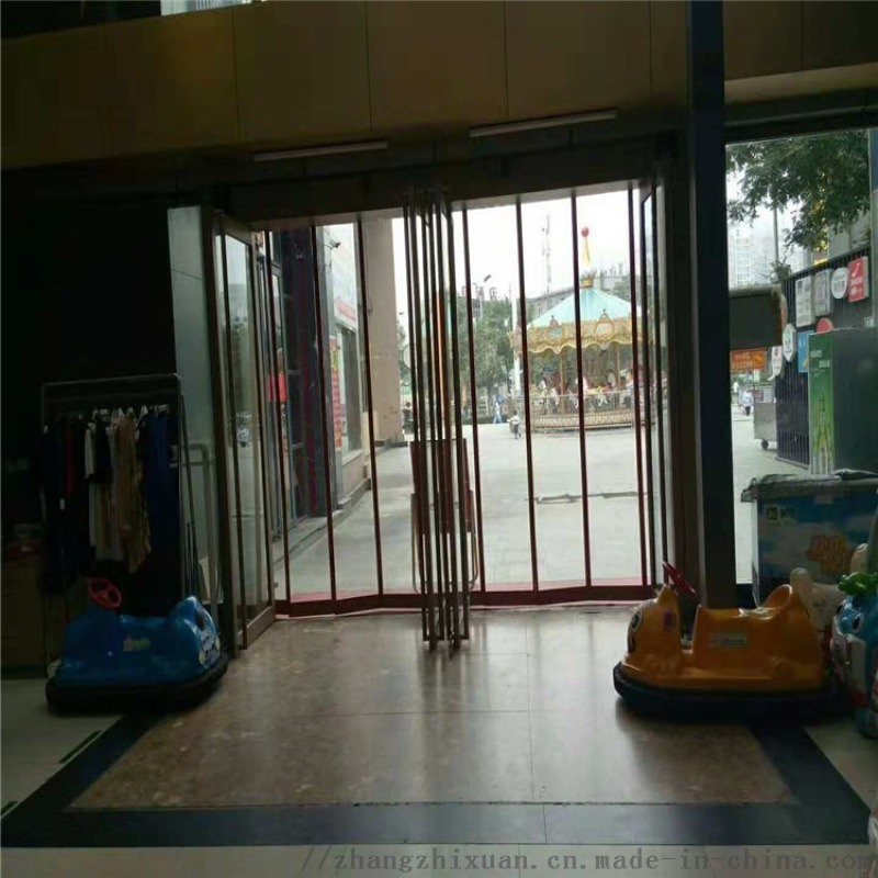 磁吸商场PVC软门帘隔音冬季塑料防寒保暖帘