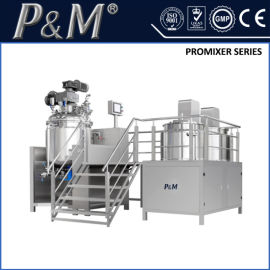 化妆品设备高速剪切乳化机分散均质乳化机乳化泵