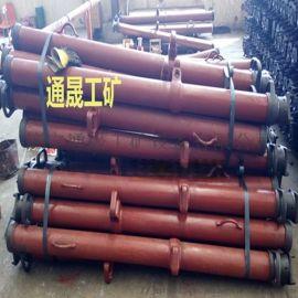 厂家直供110缸径矿用悬浮单体液压支柱,单体支柱三用阀,金属顶梁