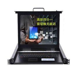 锐世CS-1708HD高清17寸8口液晶显示器一体机厂家