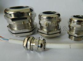 黄铜电缆接头 M14*1.5电缆接头