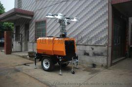 移动照明车 工程抢修 电力维护