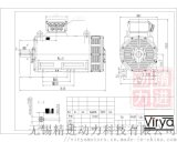 OMD-355-4-315KW開啓式大功率電機