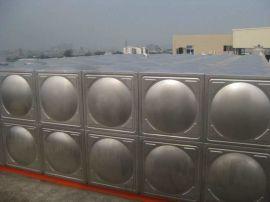 圆形水池 玻璃钢一体化水箱高度 不锈钢成品水箱