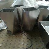 供應園林組合不鏽鋼花盆定製裝飾花盆擺件
