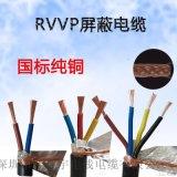 金环宇电线电缆RVVP二芯 0.75音频信号线