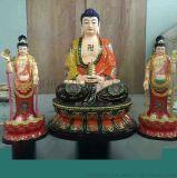 日宫天子 宝光天子佛像 佛教护法神 树脂材质