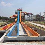 江水上乐园设计高速组合水滑梯浪腾水上乐园设备