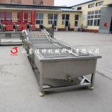 省人工的玉米清洗生產線,江蘇大產量玉米清洗機