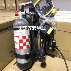 C900 SCBA105L/K正压式消防空气呼吸机
