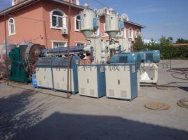 大口径HDPE PE管挤出生产线