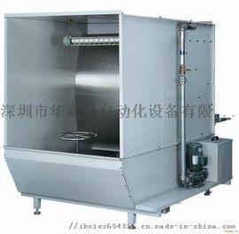 3.0米宽环保水淋式水帘柜是无尘工作