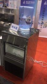 纯水制冰机,桶装水制冰机,15公斤圆柱冰制冰机