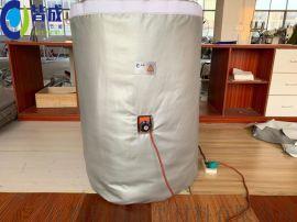 定制防腐隔热可拆卸式电伴热节电保温套