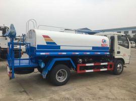 5方東風多利卡灑水車|五噸灑水車