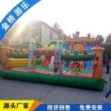 儿童游乐充气城堡厂家