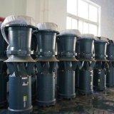 防洪工作中吸排澇軸流泵