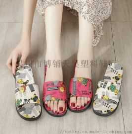 女拖鞋热卖女鞋 厂家直供时尚女鞋