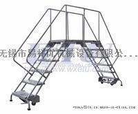 供应ETU易梯优登高车批发 仓库梯子 移动式登高车,登高车