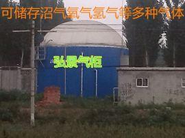 济宁双膜气柜夏季销量成倍增长