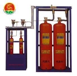 **七氟丙烷气体灭火设备厂家