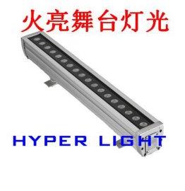 新品18颗3WRGB三合一LED跑马灯,酒吧效果灯