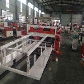 供用塑奥80双螺杆PVC发泡板生产线